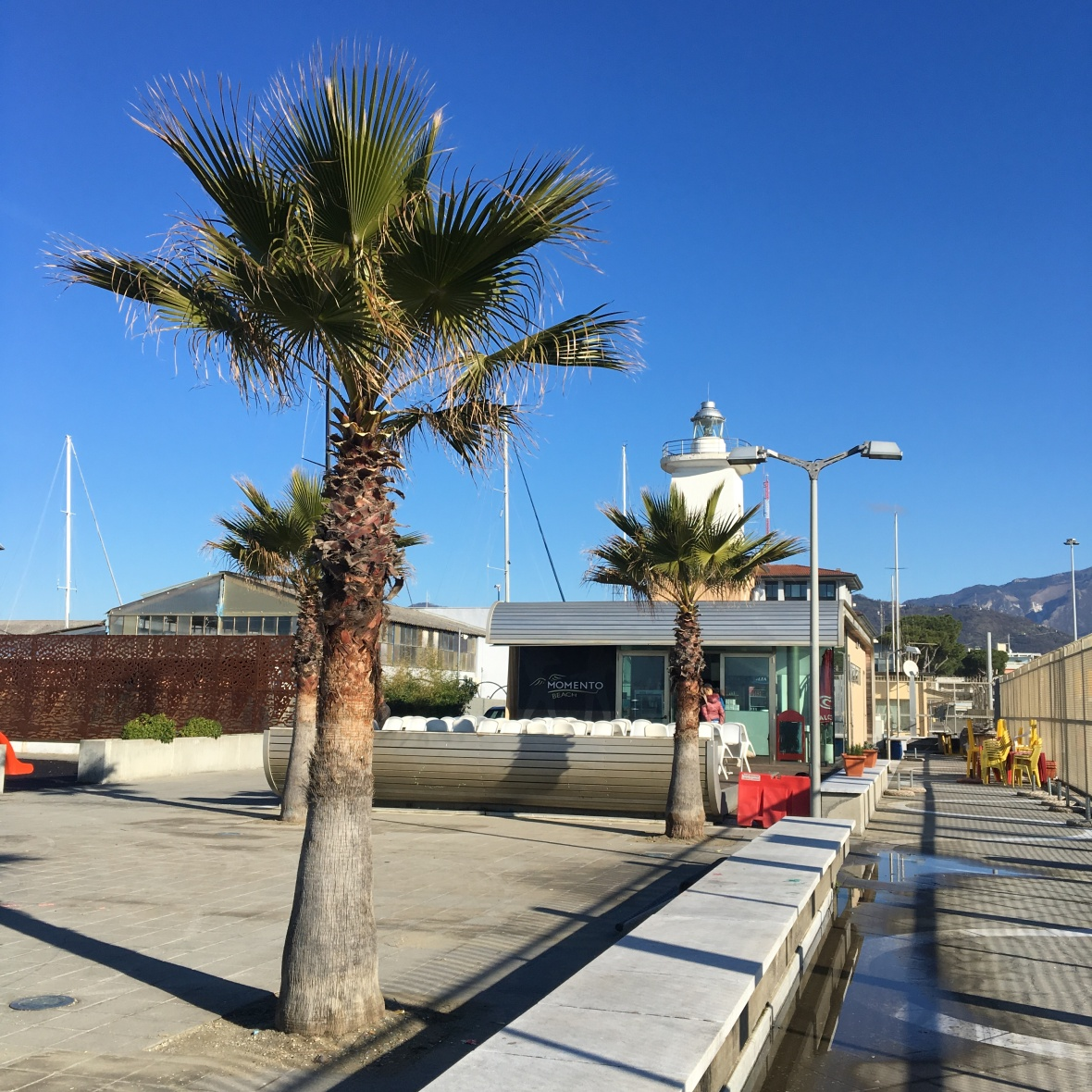Dove dormire a Marina di Carrara: Residenza Marina e non ve ne ...